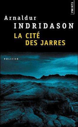 La Cité des Jarres, d'Arnaldur Indridason