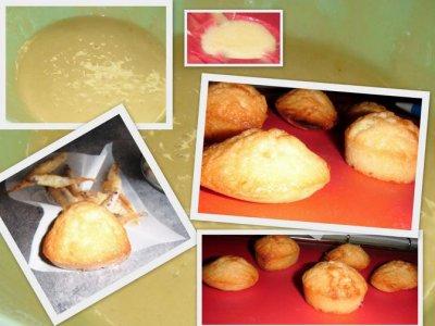 Petite madeleines ;)