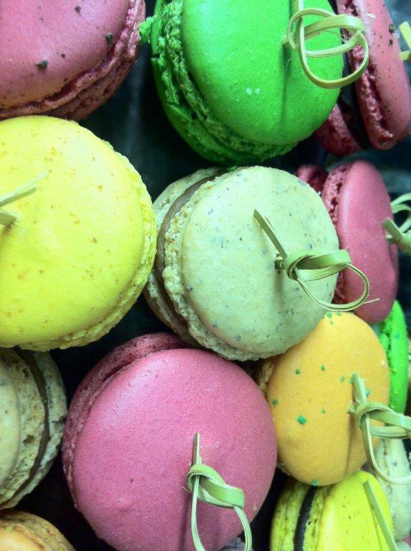 Macarons!! <3