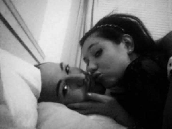 T'es comme un morceau de moi, le meilleur morceau de moi. ♥