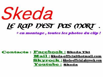 Le rap n'est pas mort - Skeda (2011)