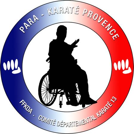 le Logo Para-Karaté