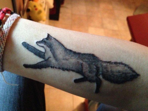 Mes deux premiers tatouages ?