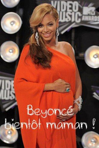 Zoom sur Beyoncé.