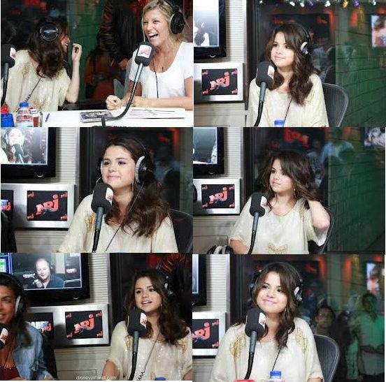 Zoom sur la venue de Selena Gomez à Paris, le 3 septembre dernier.