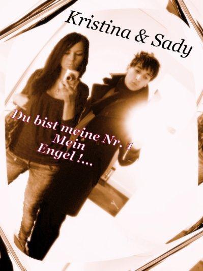 Meee ♥  &  Saddy