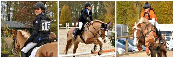 """Concours complet, club3 le 11 novembre 2012 à Brazey-en-Plaine, """"Centre Équestre Le Galopin"""". (21)"""