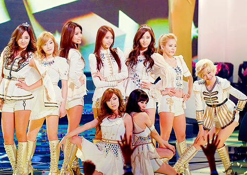 SNSD ou Girl's Géneration