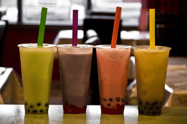 Les Bubble tea