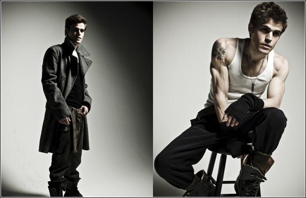 """FLASHBACK Découvrez ou Redécouvrez un shoot de Paul Wesley datant de 2010 pour le magazine """"Vanity Fair"""", version italienne. Tu aimes ?  J'aime, J'adore, J'adhère ! ♥ Paul est vraiment très sexy dessus *_*  ."""