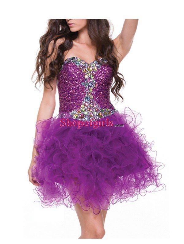 Tacky prom dresses