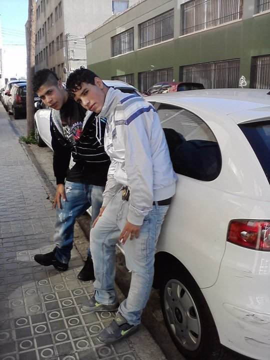 tanjwa  al5wa  viva  barcelona  yaaa