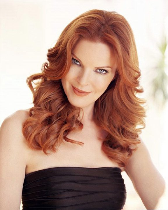 Marcia Cross ♥ La Perfection ♥ I Love You ♥