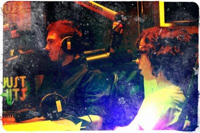 Leo chez goom radio le 24/02/2012