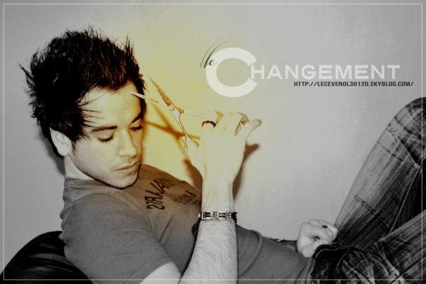 . . . Le CHANGEMENT Montage réalisé le   : 08/01/12 . . .