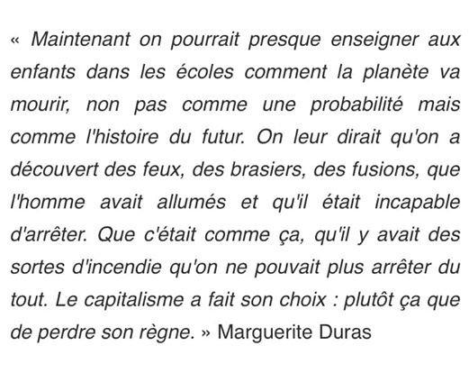 Entretien avec Marguerite Duras, Le Matin, 4 juin 1986.