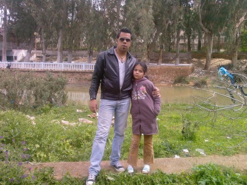 moi + ma petit soeur mimi