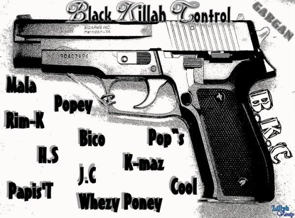 Mixtape / Rap de peachline feat BKC  (2011)