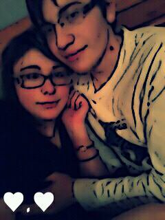 Mon nicolas et moi♥