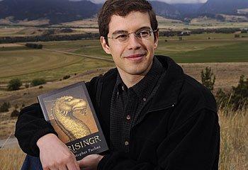 Biographie de l'auteur : Christopher Paolini