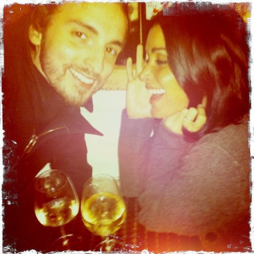 Jenifer et Christophe Willem
