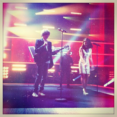 Jenifer jury dans The voice france :)
