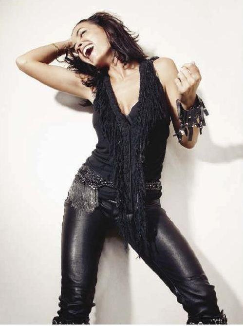 Jen dans le Paris Match ...