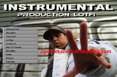 DOUBLE LOTFI CANON TÉLÉCHARGER 2009 ALBUM DE