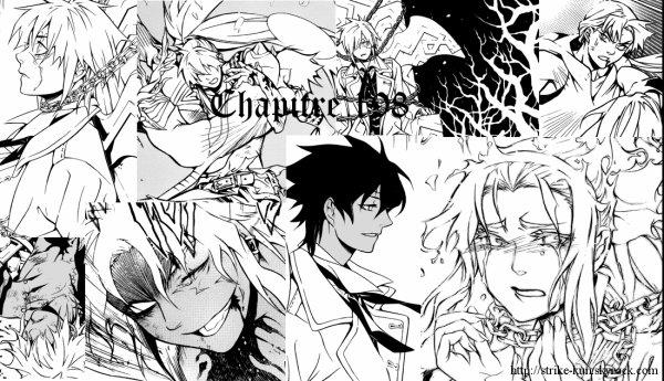 Mangas : Chapitre 198