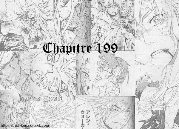 Manga : Chapitre 199