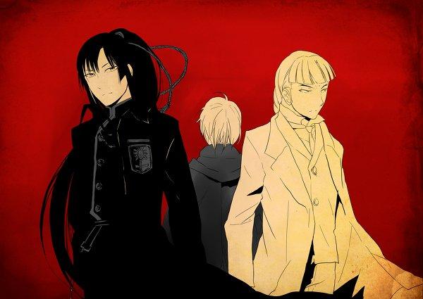1 Novembre : Anniversaire Klaud + Infos Mangas et Hoshino + Spoils Chap.200