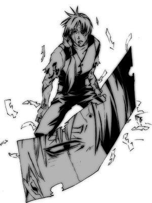 Manga : Chapitre 207
