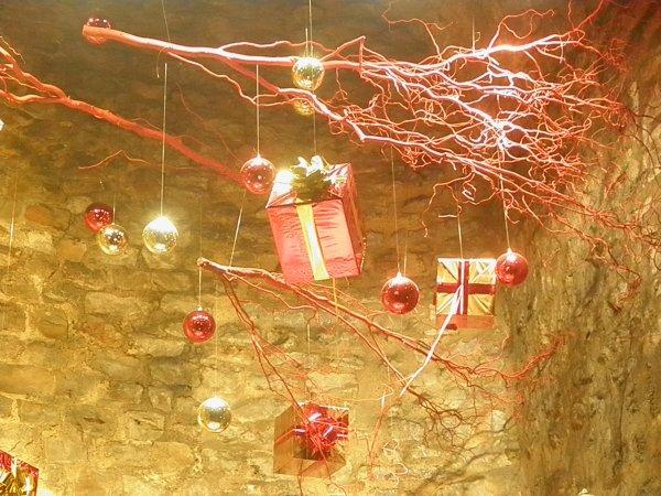 décoration féerique.