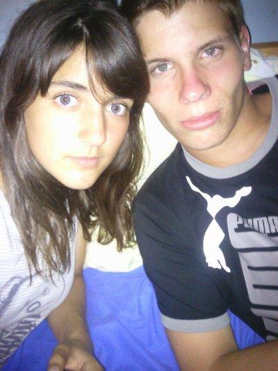 Avec Morgane :D