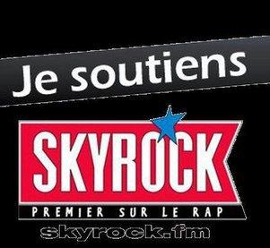 soutien a skyrock