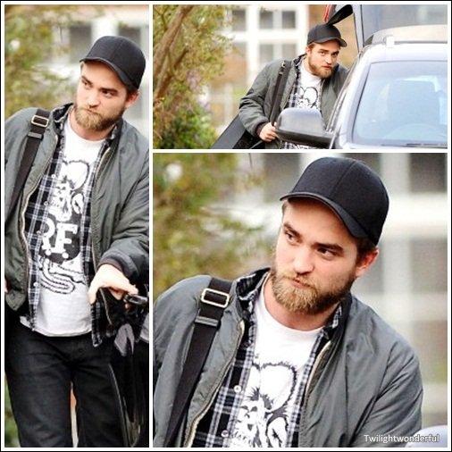 Robert le 28 décembre, twitter Peter + gifs Kristen