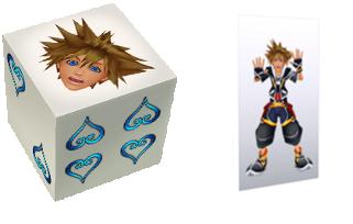 Les formes de Sora
