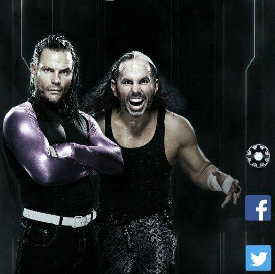 Jeff Hardy Et Matt Hardy