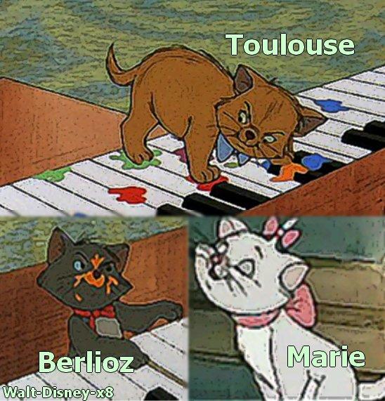 Berlioz, Marie et Toulouse
