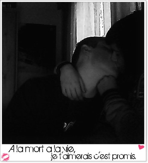 L'amour, le vrai.<3