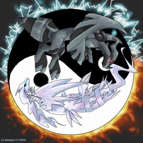 Pokémon Légendaires d'Unys