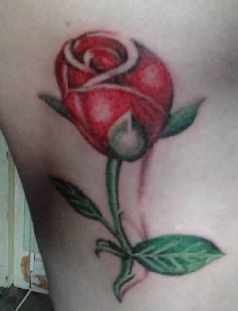 Mon nouveau tatoo