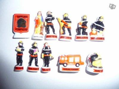 Fèves Pompier