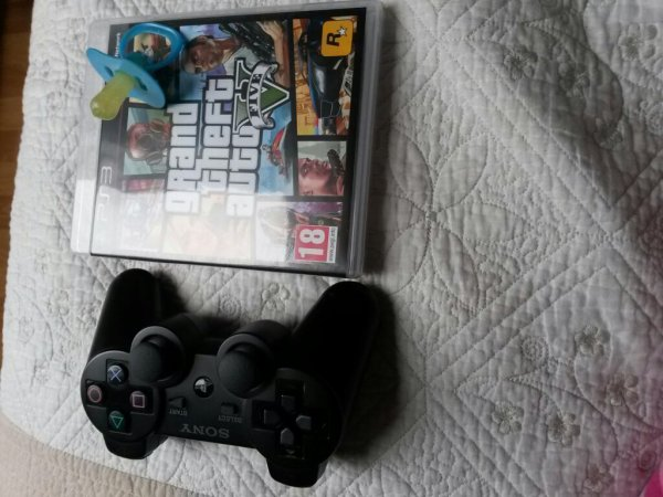 Play,GTA V,Tétine *o*