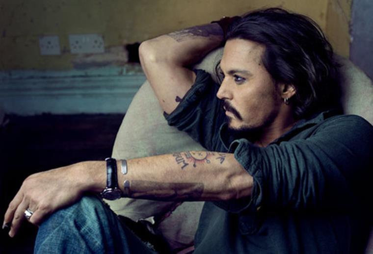 Comment j'ai piqué la petite-amie alien de Johnny Depp - Gary Ghislain