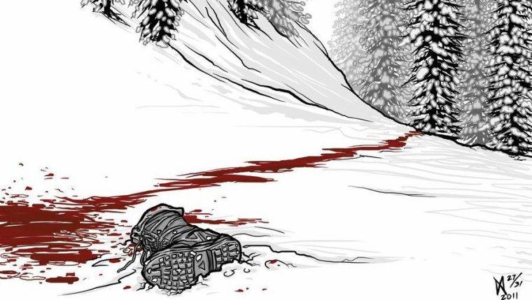 La Mort des neiges - Brigitte Aubert