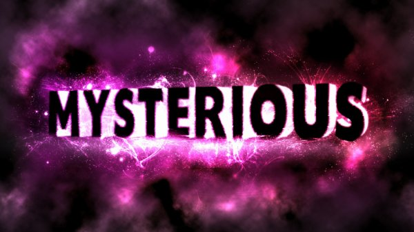 """Mysterious"" Le Prologue."
