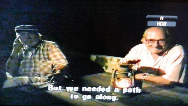 Le premier retour à Stromboli de Mario Vitale, 48 ans après le film - 12