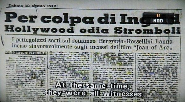 Le premier retour à Stromboli de Mario Vitale, 48 ans après le film - 13