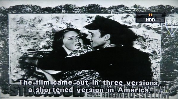 Le premier retour à Stromboli de Mario Vitale, 48 ans après le film - 17